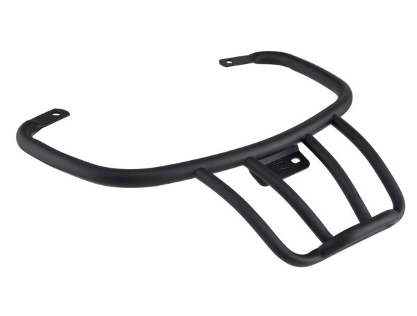 Bagage dragerl achter voor Vespa GTS/GTV/GT 125-300ccm 4T LC, zwart