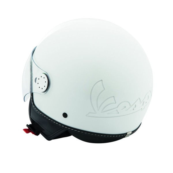 Vespa Helm Demi Jet Visor 3.0 - wit