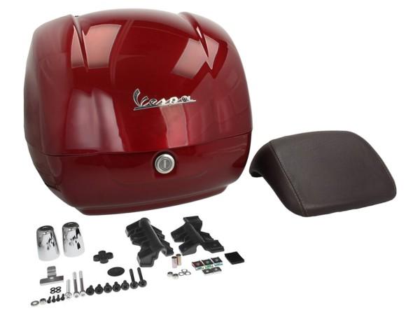 Original Topkoffer Vespa GTS - red must / vignola 880/A