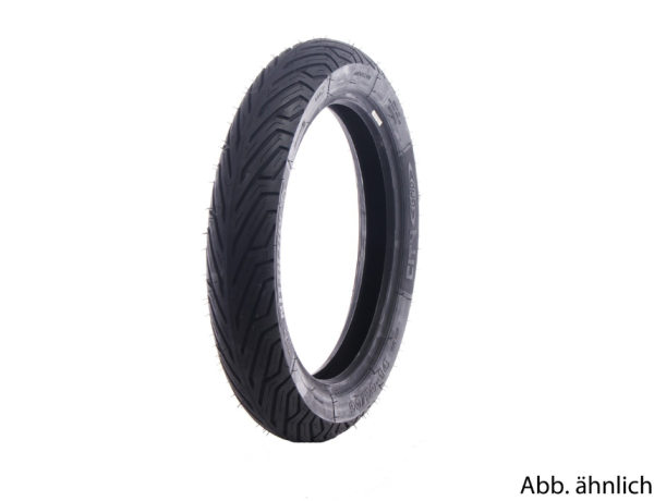 Michelin band 120/70-12, 51P, TL, City Grip GT, voor