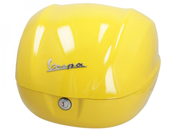 Original Topkoffer Vespa Sprint - Giallo Estate 983/A - CM272938