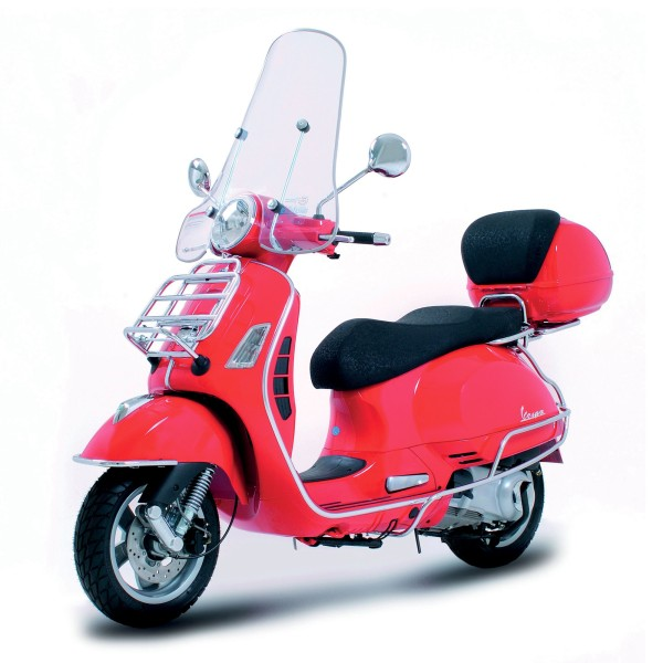 Original chroomkit Vespa GTS