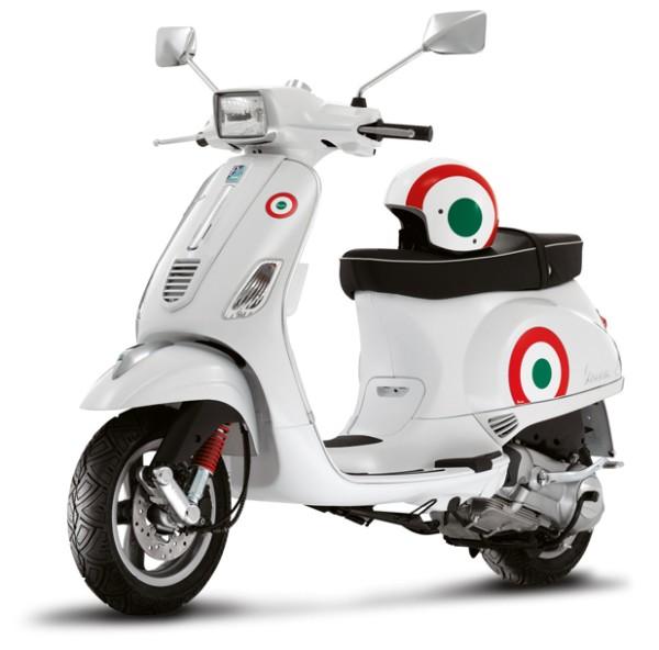 "Sticker Kit ""Vlag"" Vespa S - Italië"