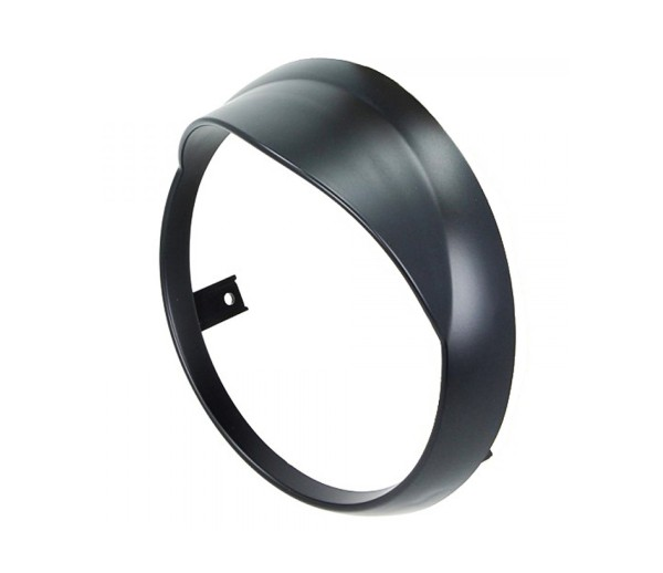 Koplampring zwart voor Vespa Primavera (van 2013-)