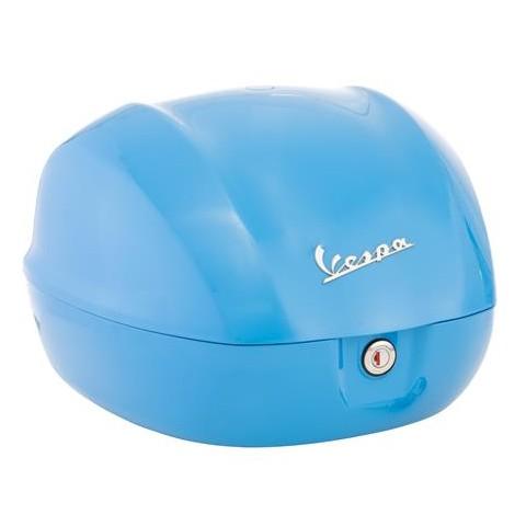 Original Topkoffer 32 l. Vespa 50° Primavera blauw 291/A