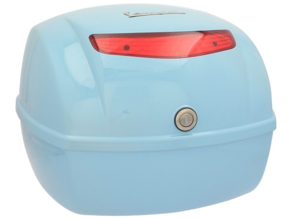 Original Topkoffer Vespa LX / S - blauw capri 231/A