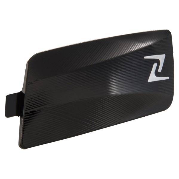 Deksel vario deksel Zeloni voor Vespa Primavera/Sprint/GTS/GTS Super, zwart