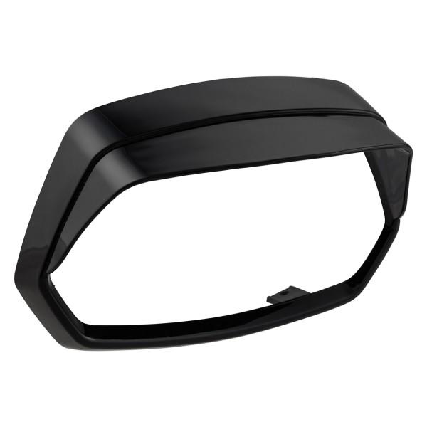 Lampring glanzend zwart met lampenkap voor Vespa Sprint 50-150ccm ('18 -)