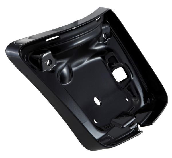 Frame achterlicht voor Vespa GTS/GTS Super/GTV 125-300ccm ('14-'18), zwart glanzend