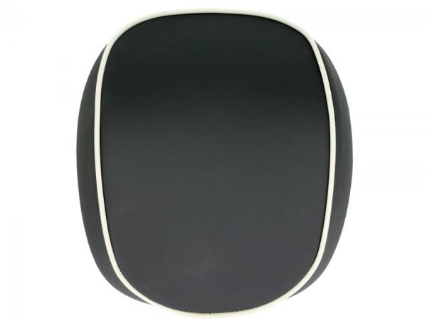 Original rug voor Topcase Vespa Elettrica grigio chiaro/light grey
