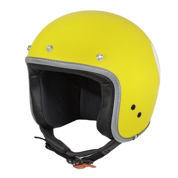 Vespa Helm Jet Colors geel