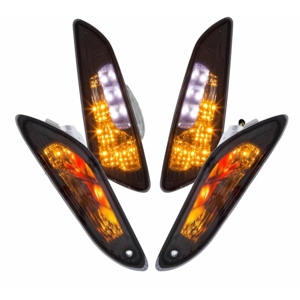 Knipperlichtset LED helder voor Vespa Primavera / Sprint 50ccm 2T / 4T