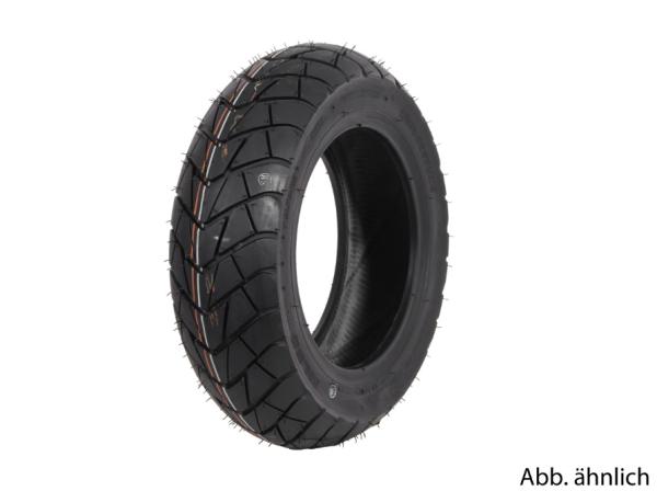 Bridgestone band 100/80-10, 53J, TL, ML50, voor