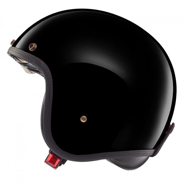 Helmo Milano jet-helm, Audace, grijs
