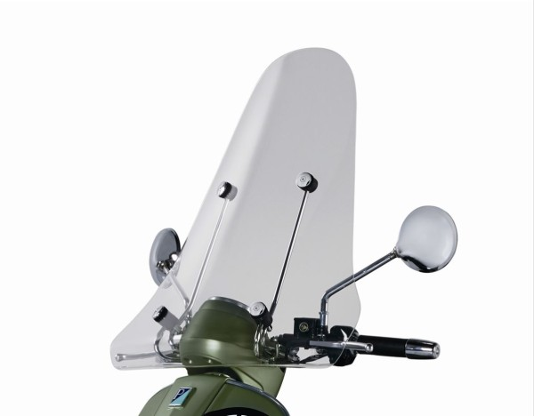 Original Windscherm Hoog Vespa 6 Days / Sei Giorni