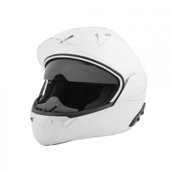 Piaggio modulaire helm wit