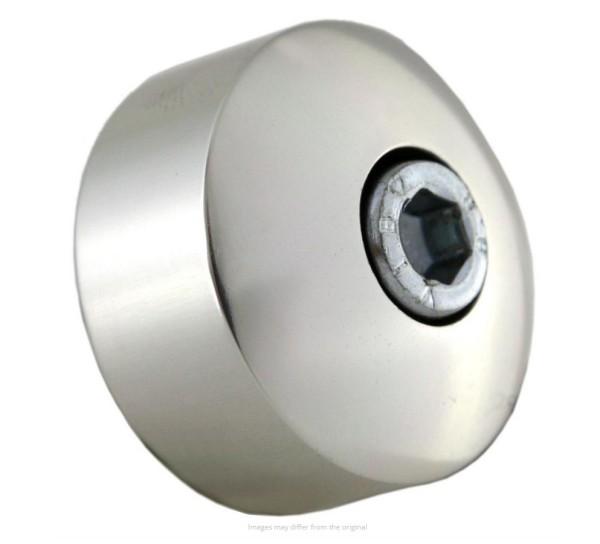 Montageset voor stuuruiteinden spiegel zonder stuuruiteinden-gewichten, zilver