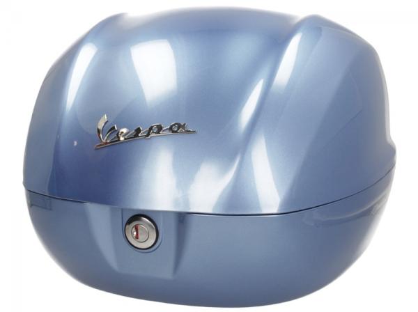 Originale bauletto Vespa Primavera - azzurro metallic 260/A