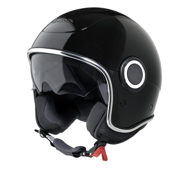 Vespa Helm Demi Jet VJ1 - zwart