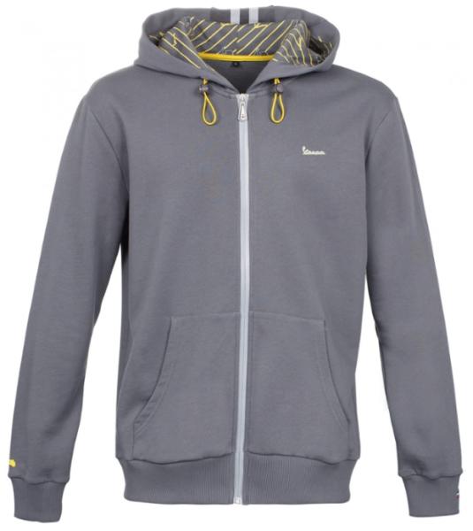 Vespa Graphic Sweatshirt man grijs