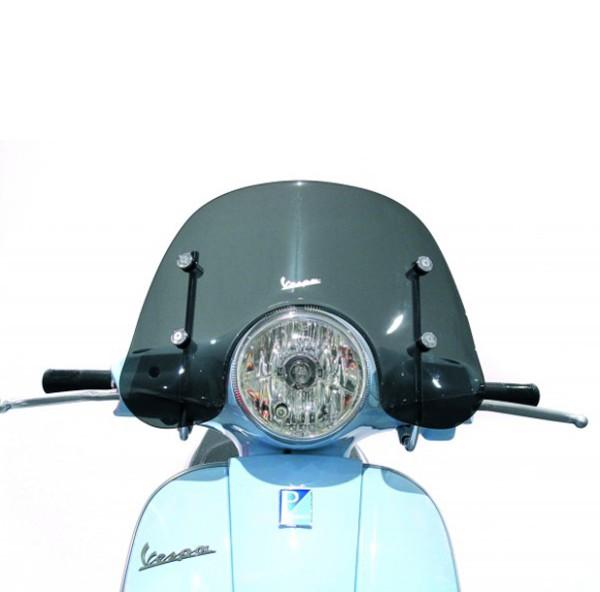 Original Windscherm Sport Smoke Vespa LX