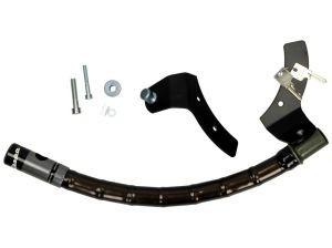 Original diefstalbeveiliging (zadel - stuur) standaard voor Vespa Primavera / Sprint