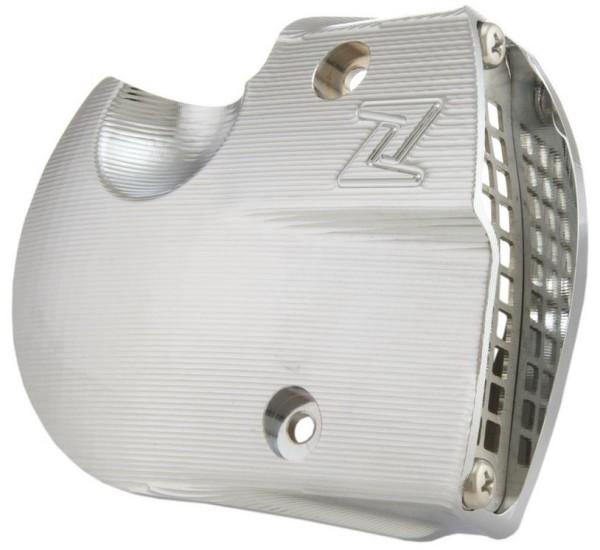 Luchtinlaat variodeksel voor Vespa GTS/GTS Super/GTV/GT, chroom
