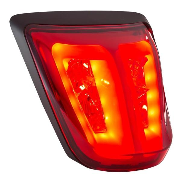 Achterlicht LED rood glas voor Vespa Primavera / Sprint 50-150ccm