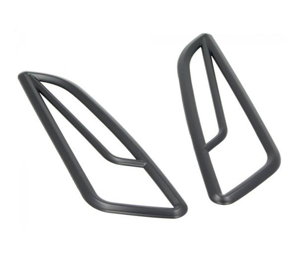 Indicatorrooster, voor, zwart, voor Vespa Primavera / Sprint 50-150