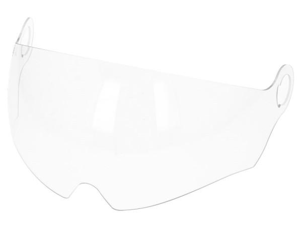 Original vizier ergonomisch gevormd voor Vespa V Stripes Helm