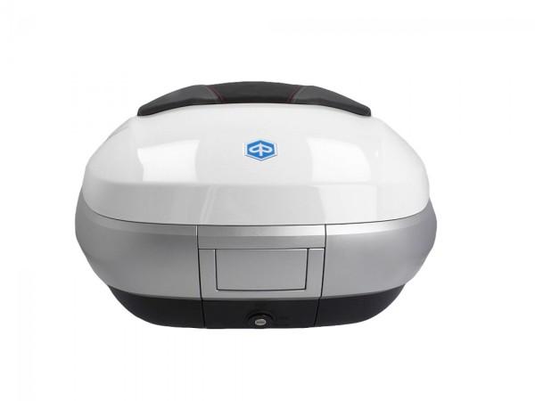 Topkoffer voor MP3 Sport grijs wit 533 50L origineel