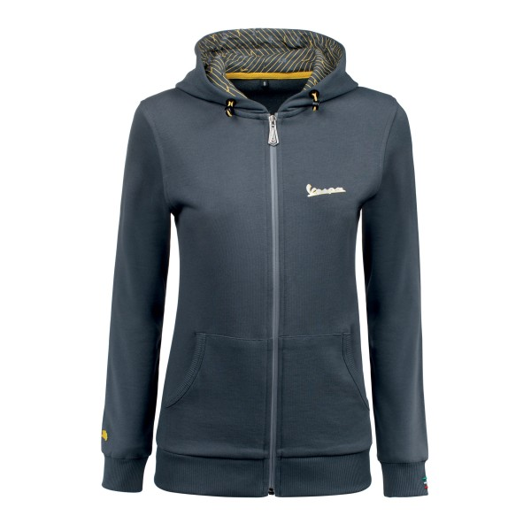 Vespa Graphic Sweatshirt vrouw grijs