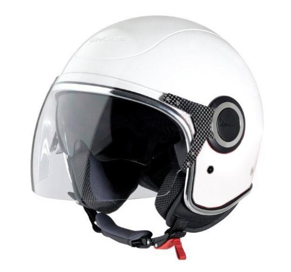 Vespa Helm Demi Jet VJ - wit