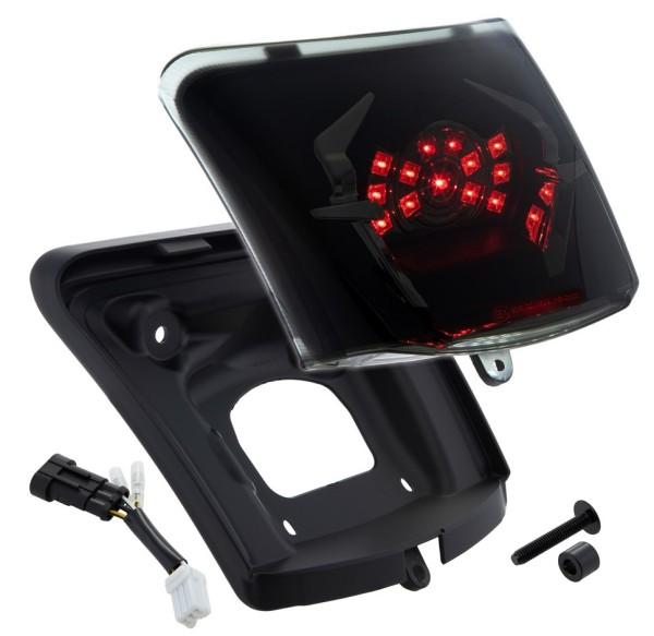 Achterlicht MK II LED voor Vespa GTS/GTS Super/GTV 125-300ccm HPE ('18-), getint