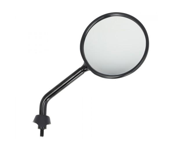 Vespa GTS spiegel, links of rechts, glanzend zwart