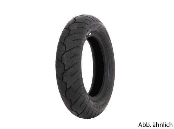 Michelin band 100/80-10, 53L, TL/TT, S1, voor/achter