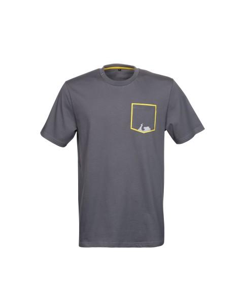 Vespa Graphic T-Shirt man grijs