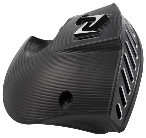 Luchtinlaat variodeksel voor Vespa GTS/GTS Super/GTV/GT, zwart