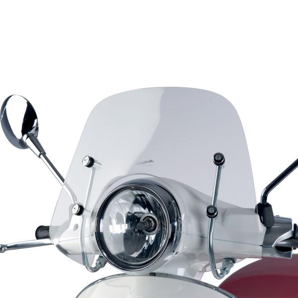 Transparante windscherm Cruiser voor Vespa Primavera / Elettrica